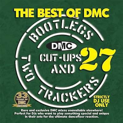 The Best Of DMC Bootlegs Cut Ups & 2 Trackers Vol 27 DJ CD ft Beyonce & (The Best Of Beyonce Cd)