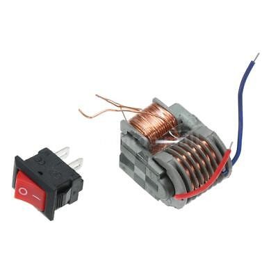 15kv Hi-voltage Inverter Generator Ignition Coil Module Transformer Diy Kit I1c8