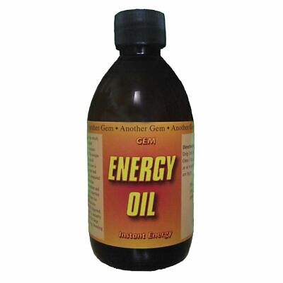 GEM Energy Oil Pigeon Supplement 300ml for Racing Pigeons etc BMFD