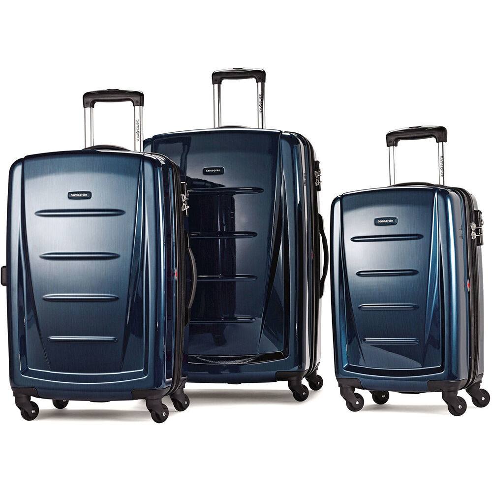 Купить Samsonite - Samsonite Winfield 2 Fashion Hardside 3 Piece Spinner Luggage Set (20, 24, 28)