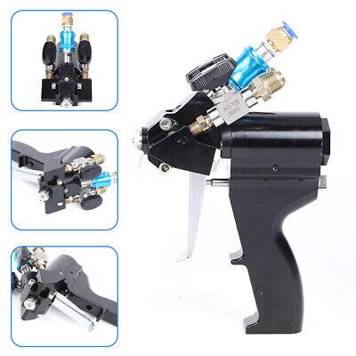 Polyurethane Pu Foam Spray Gun P2 Air Purge Spray Gun Black Highly Recommend