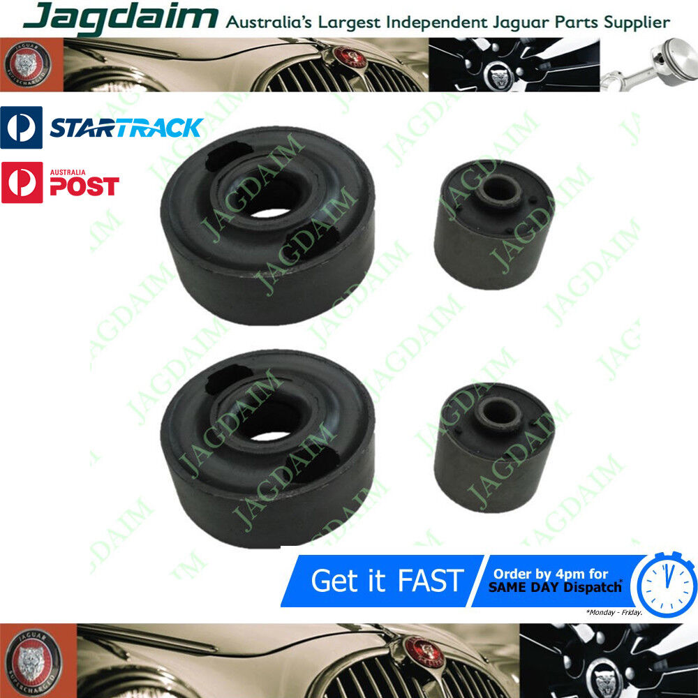 JAGUAR DAIMLER RADIUS ARM BUSH XJ6 XJ12 XJS E-TYPE S-TYPE 420 420G LIMO C17146