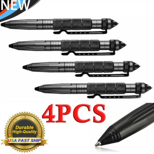 8X Tactical Pens Glass Survival Tool Gifts