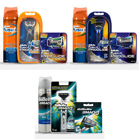 Gillette Shaving Bundles Save 20%