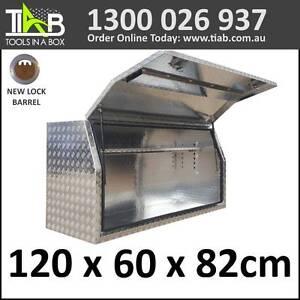 Aluminium Side Full Opening Toolbox Truck Ute Trailer Box 1268FD Perth Perth City Area Preview