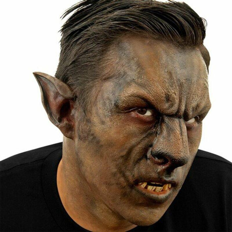 Woochie Wolf Ears Latex Appliance for SFX/Halloween WO655