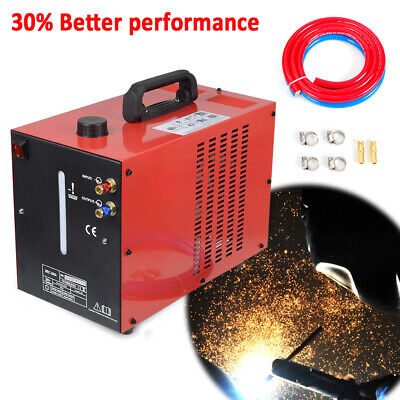 Wrc-300a Powercool 110v 10l Tig Welder Torch Water Cooler Cooling System Red Us