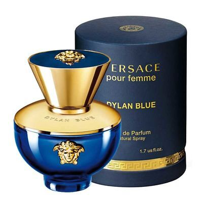 VERSACE Dylan Blue Pour Femme 50ml EDP Spray