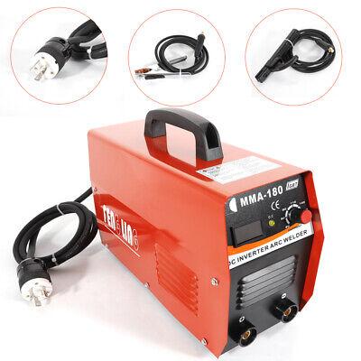 110v220v 180a Electric Welding Machine Igbt Ac Inverter Arc Mma Stick Welder Us