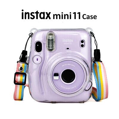 Protective Hard Case Cover Shell Bag For Fujifilm Instax Mini 11 Film Camera