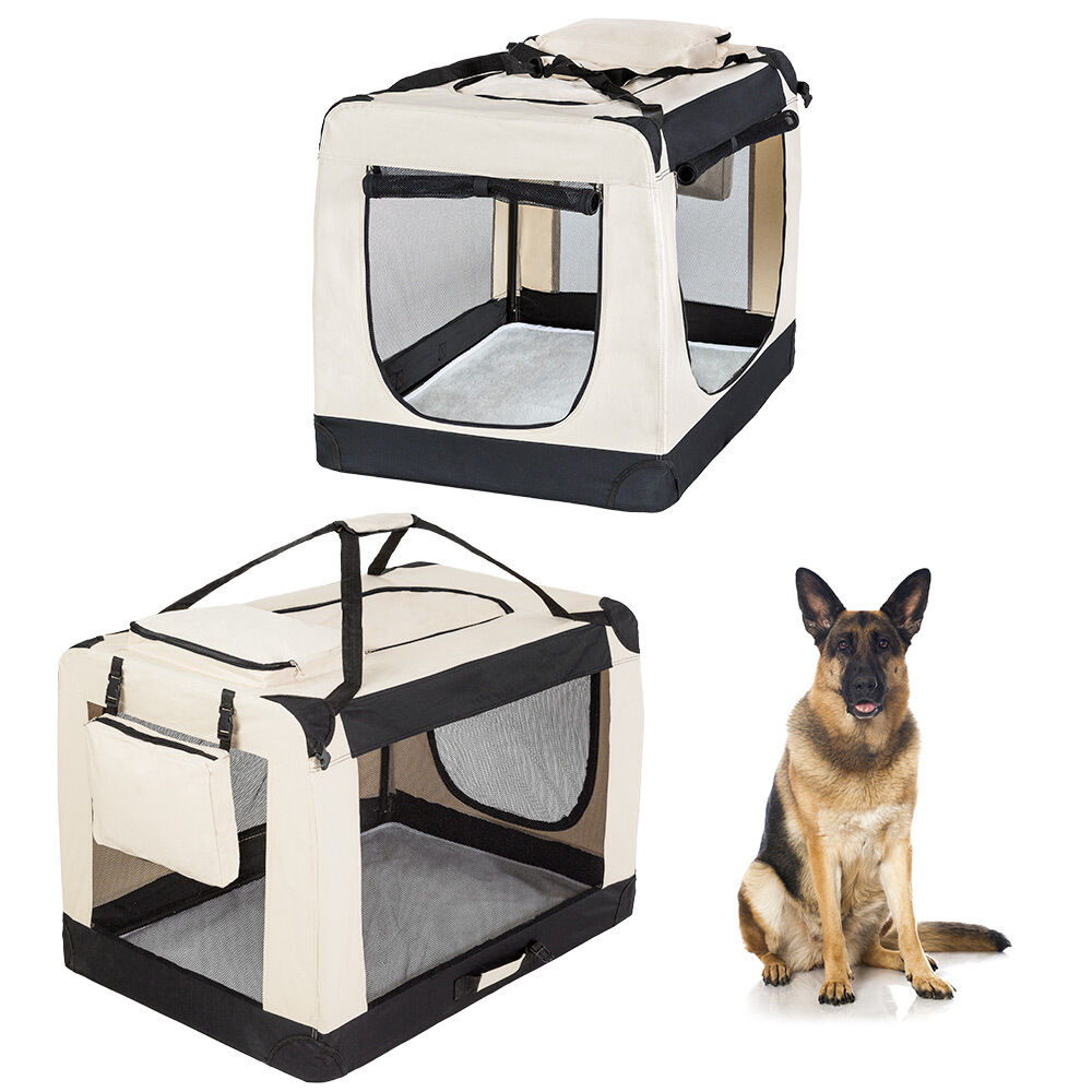 niche cage sac box panier de transport pour chien mobile. Black Bedroom Furniture Sets. Home Design Ideas