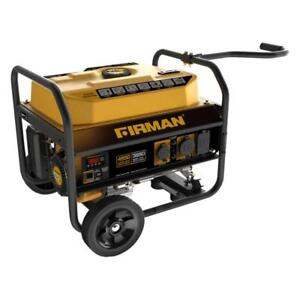 Firman (P03602) Gas-powered 3650/4550 Watt Portable Generator (BRAND NEW) $349.99
