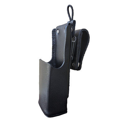 Case Guys Mr8570-3aw Hard Leather Holster For Motorola Apx 6000xe Radios