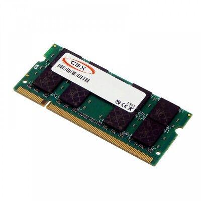 Asus X59Sl, RAM-Speicher, 2 GB