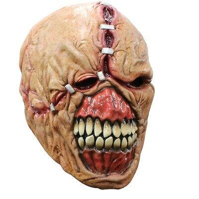 Resident Evil Nemesis Mask, Quality Latex Halloween, Ghoulish - Nemesis Mask Resident Evil