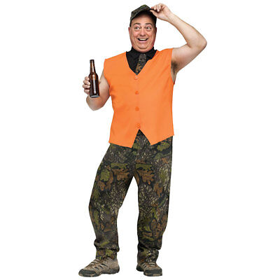 Mens Redneck Groom Halloween Funny Costume