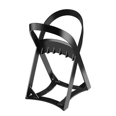 Seesii Cast Iron Cast Steel Double Handles Stable Log Splitter for Fireplace Use