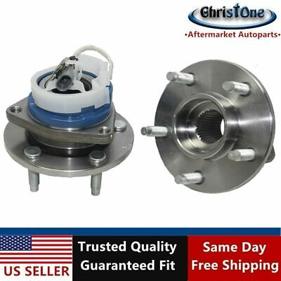Two Front Wheel Bearings for Pontiac Buick Regal Cadillac Deville DTS 513121