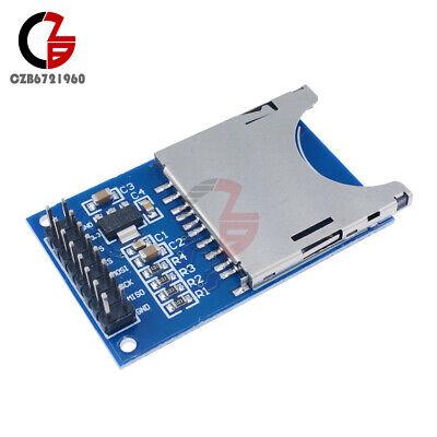 5pcs Sd Card Module Slot Socket Reader Arm Mcu For Arduino Peripheral Mp3 Player