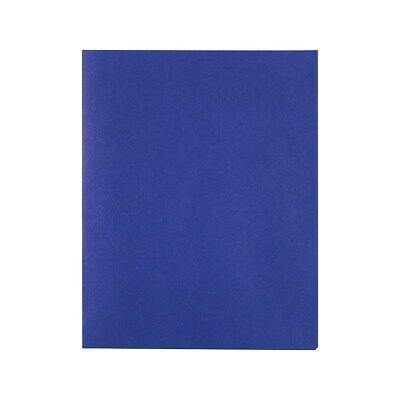 Staples School Grade 2 Pocket Folder Blue 25box 578490
