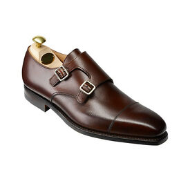 Crockett and Jones Double Monk *Brand New/Never Worn*
