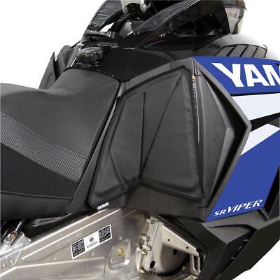 Skinz Snowmobile Console Knee Pads For 2014-2016 Yamaha Viper Yamaha Knee Pads