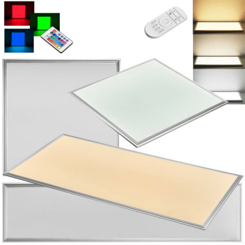 LED Panel 120*30 120*60 60*30 30*30cm Dimmbar LED Deckenleuchte Lampe Ultraslim