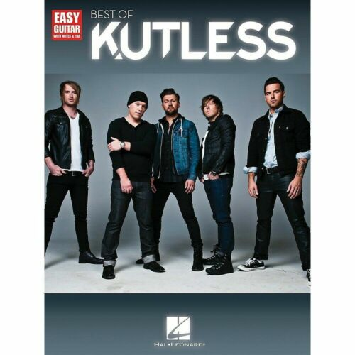 Kutless Best Of Easy Guitar With Notes & Tab Book NEW! OUT OF PRINT!