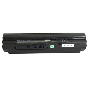 9 Cell Battery for dvent 4211 MSI Wind12 U200 U210 U230 LG X110 BTY-S11 BTY-S12