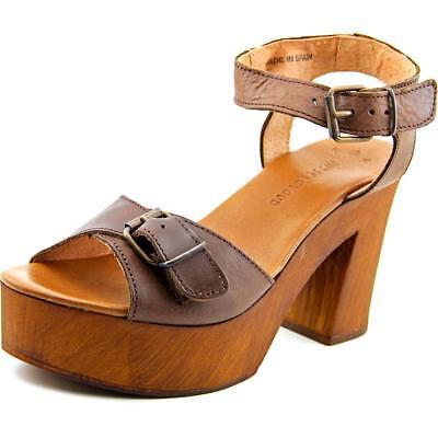 Musse   Cloud Nolea Women  Open Toe Leather  Platform Sandal