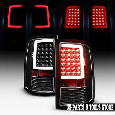 Dodge Ram LED Rückleuchten Plasma Tube 2009 2010 2016 2012 schwarz 09 10 12 14