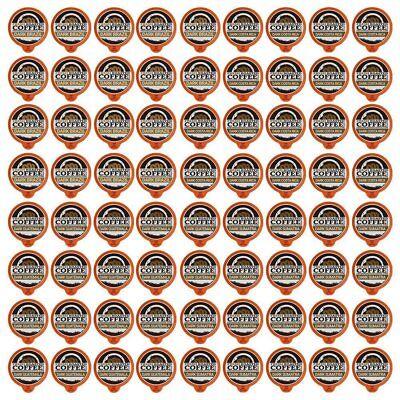 (Dark Roast Single Serve Coffee Pod Variety Pack, Fresh Roasted Coffee LLC)