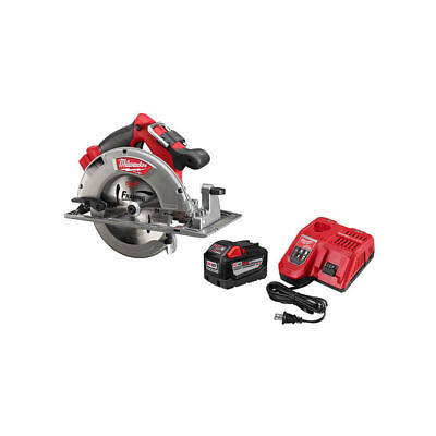 Milwaukee 48 59 1890Pc M18 High Demand 9 0 System Starter Kit With Circular Saw