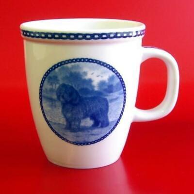 Spanish Water Dog - Porcelain Mug made in Denmark