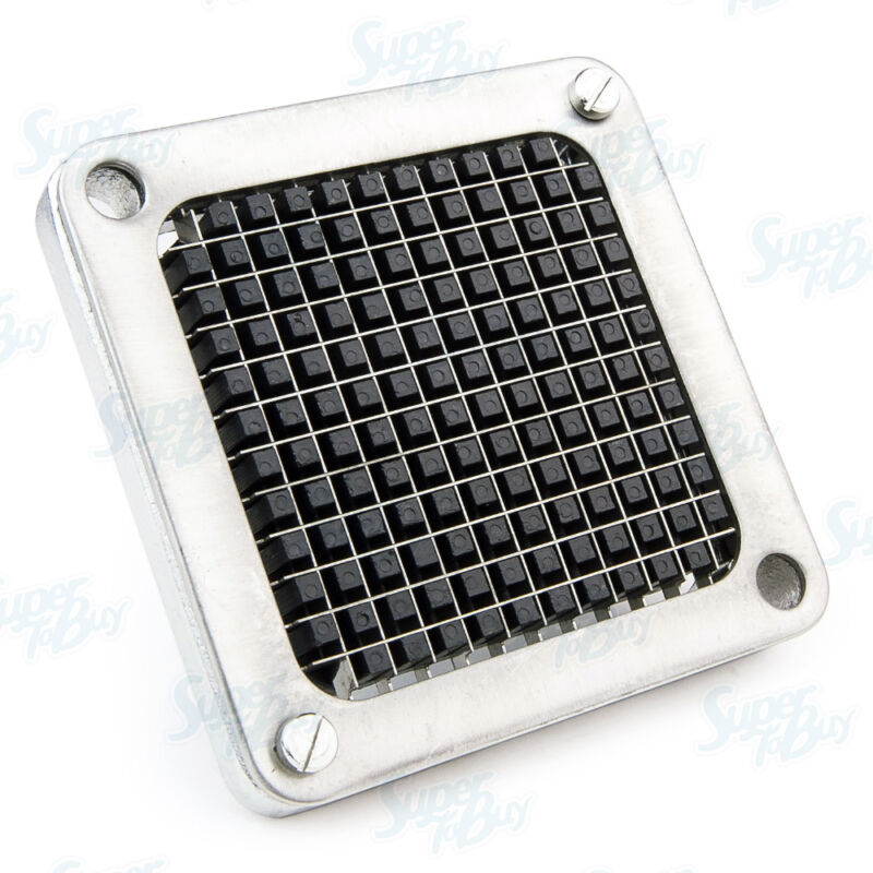 """Replacement 1/4"""" Blade Assembly and Pusher Block - Commercial French Fry Cutter"""