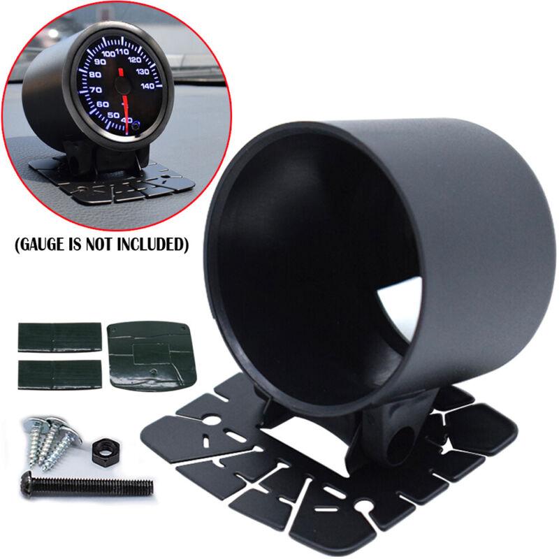 2/'/' 52mm Car Auto Gauge Mount Bracket Dash Swivel Cup Holder Pod W// Single Hole