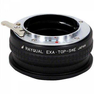 Rayqual EXA-SaE Lente Montaje Adaptador Exakta - sony AE Cuerpo Japón Ems