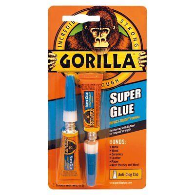 Gorilla Glue 7800109 Super Glue 6 G Clear
