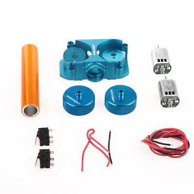 Worker Mod Motor Metal Flywheel Canted Cage Motor Kit for Nerf Stryfe Modify Toy