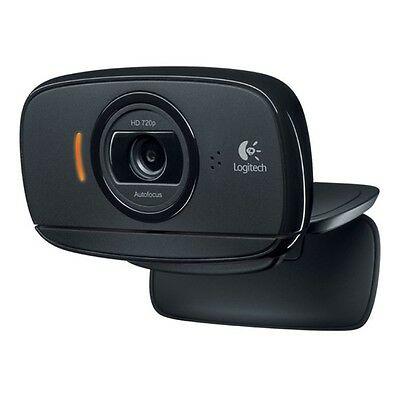 Logitech C525 720P HD Webcam Video Calling 8MP PhotoVideo Calling Auto Focus New on Rummage
