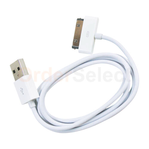 USB Fenzer Data Charger Cable for Tab Tablet Apple iPad 1 2 3 1st 2nd 3rd GEN