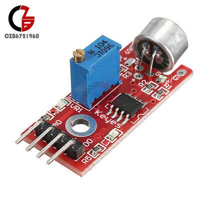 12510pcs Avr Pic Microphone Sensor Sensitivity Sound Detection For Arduino
