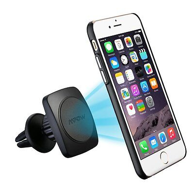 - Mpow Grip Magic 360 Degree Universal Air Vent Car Mount Holder for iPhone 6S/...