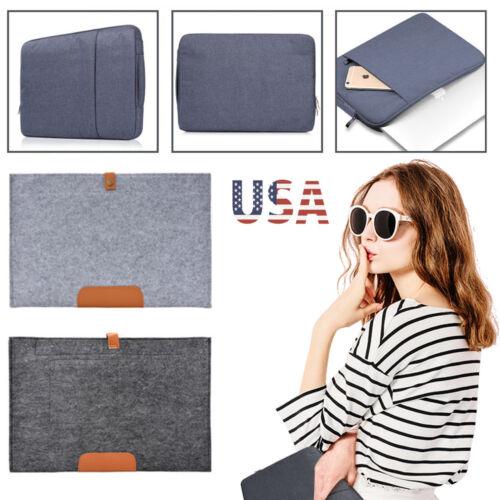 laptop soft sleeve bag case pouch