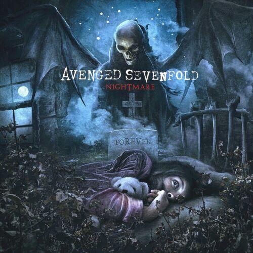 Avenged Sevenfold Nightmare 12x12 Album Cover Replica Poster Print