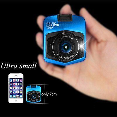 "GT300 HD 1080P Car DVR Dash Camera Video Cam Recorder G-Sensor Night Vision 2.4"""