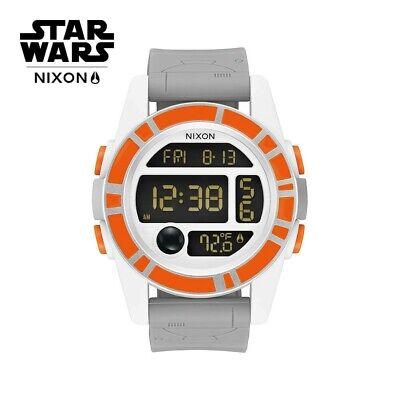 Mens Nixon The Unit Star Wars Special Edition Alarm Chronograph Watch...