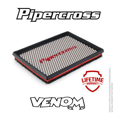 Pipercross Panel Air Filter for Nissan Laurel 24 128bhp 0185 1287 PP1128