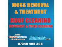 ROOF CLEANING DRIVEWAY AND PATIO CLEANING SERVICES
