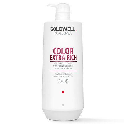 (17,99€/L) Goldwell Dualsenses Color Extra Rich Brilliance Shampoo 1L